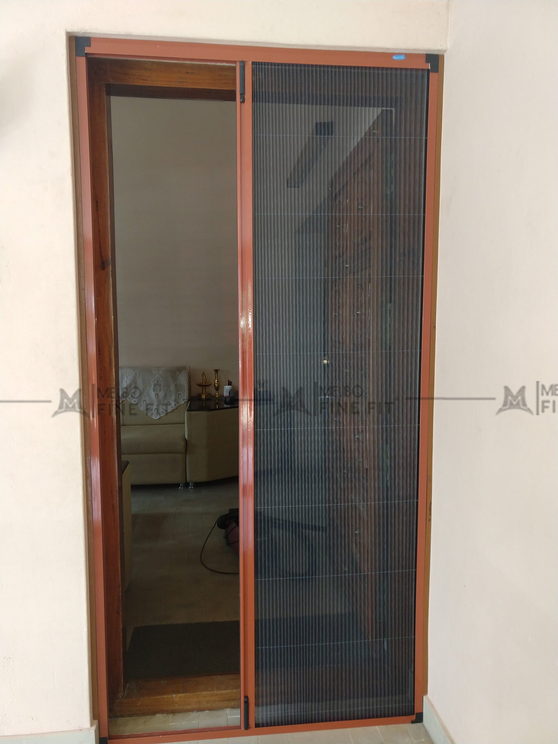 Pleated Mosquito Net Screens gallery