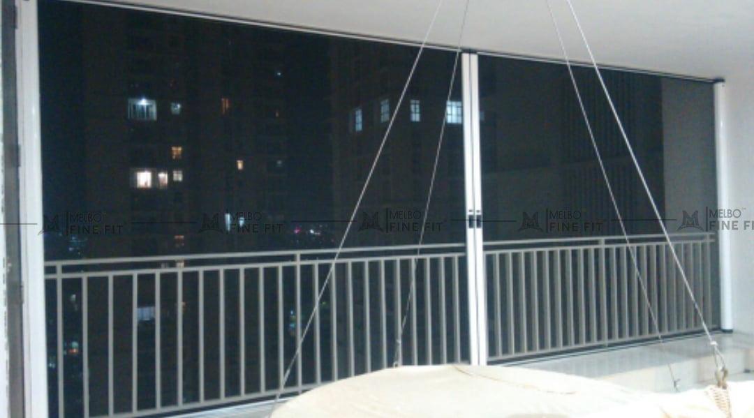 Balcony & Sitout Net proofings gallery